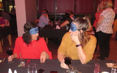 Dine in the Dark – A fantastic night!