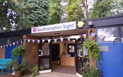 Southampton Sight celebrates 120 years delivering support for people living with sight loss in Southampton
