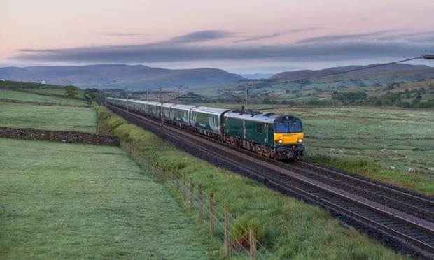 Solo travel without sight on the Caledonian Scottish Sleeper