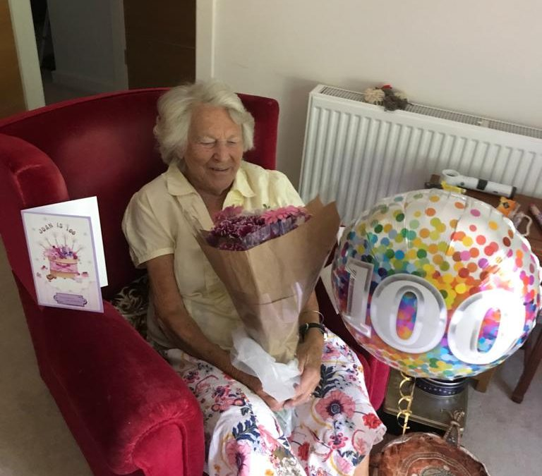 100 Years Young!